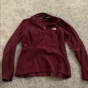 The North Face Sweaters - North face quarter zip